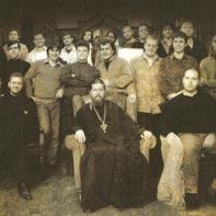 хор монастыря слушать